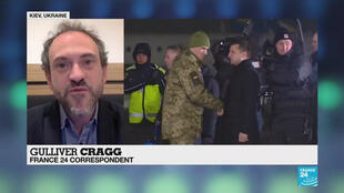 France 24's Gulliver Cragg discusses the prisoner swap from Kiev, Ukraine.